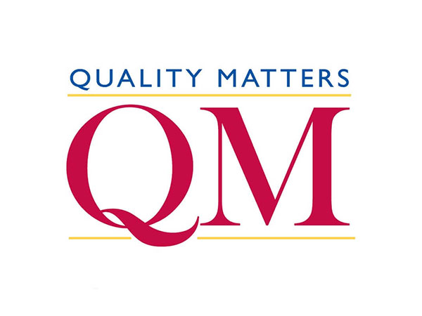 Faculty Quality Matters Achievements