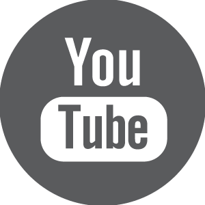 YouTube icon.