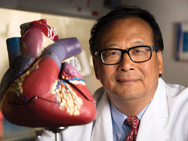 Biomedical Engineering's Jay Zhang featured in UAB Magazine
