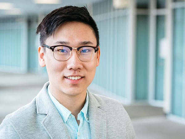 BME student Zhang awarded Honors College Presidential Summer Fellowship