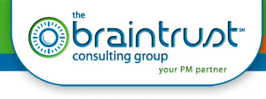 Braintrust Consulting Group logo.