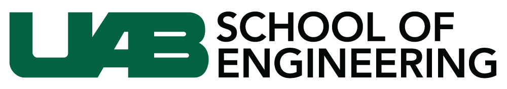UAB School of Engineering logo.