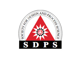 Society for Design and Process Sciences logo.