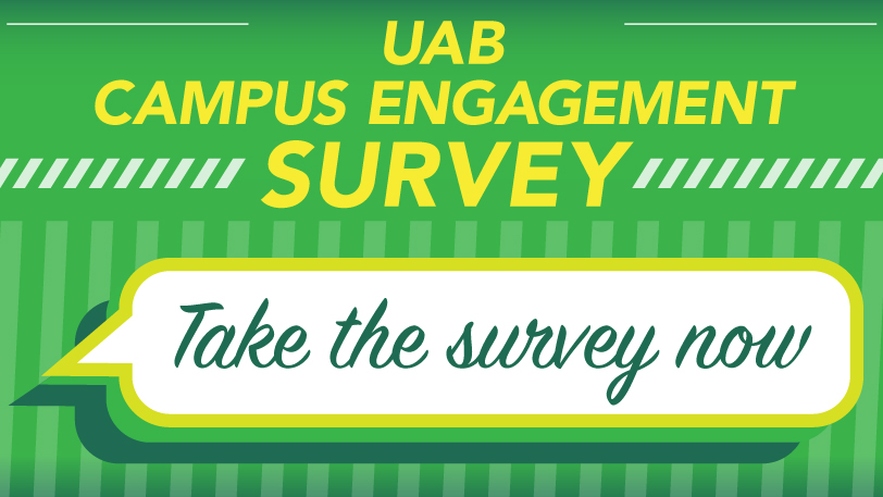 TAKE Faculty Engage Survey Banner