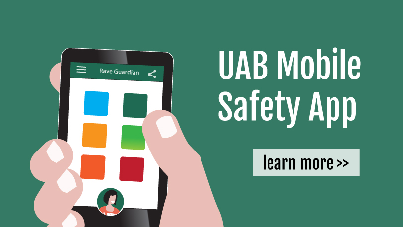 UAB Mobile Safety App