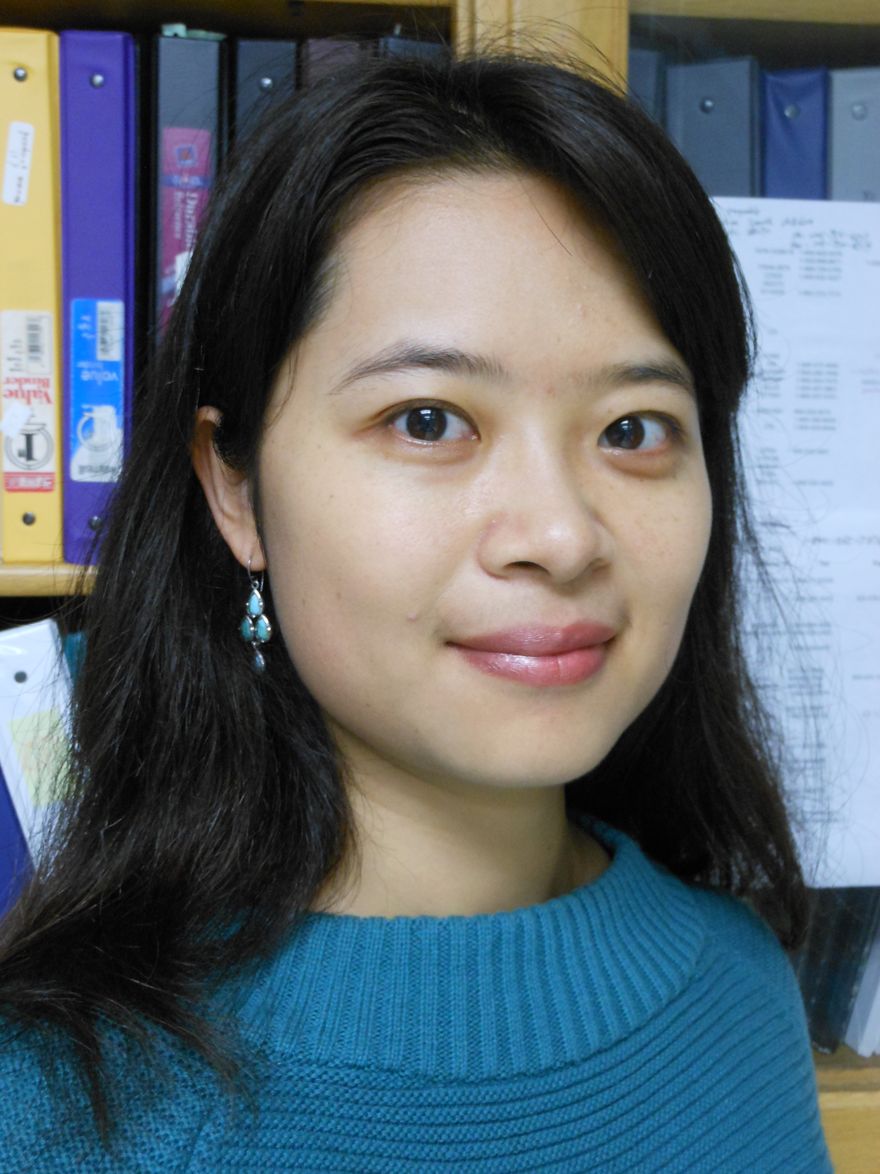 Hong Earns Outstanding Abstract & Travel Awards