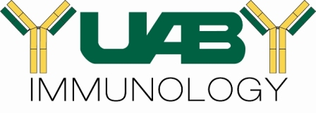 UAB Immunology logo final web