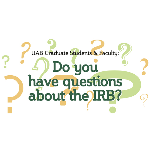 IRB Questions.