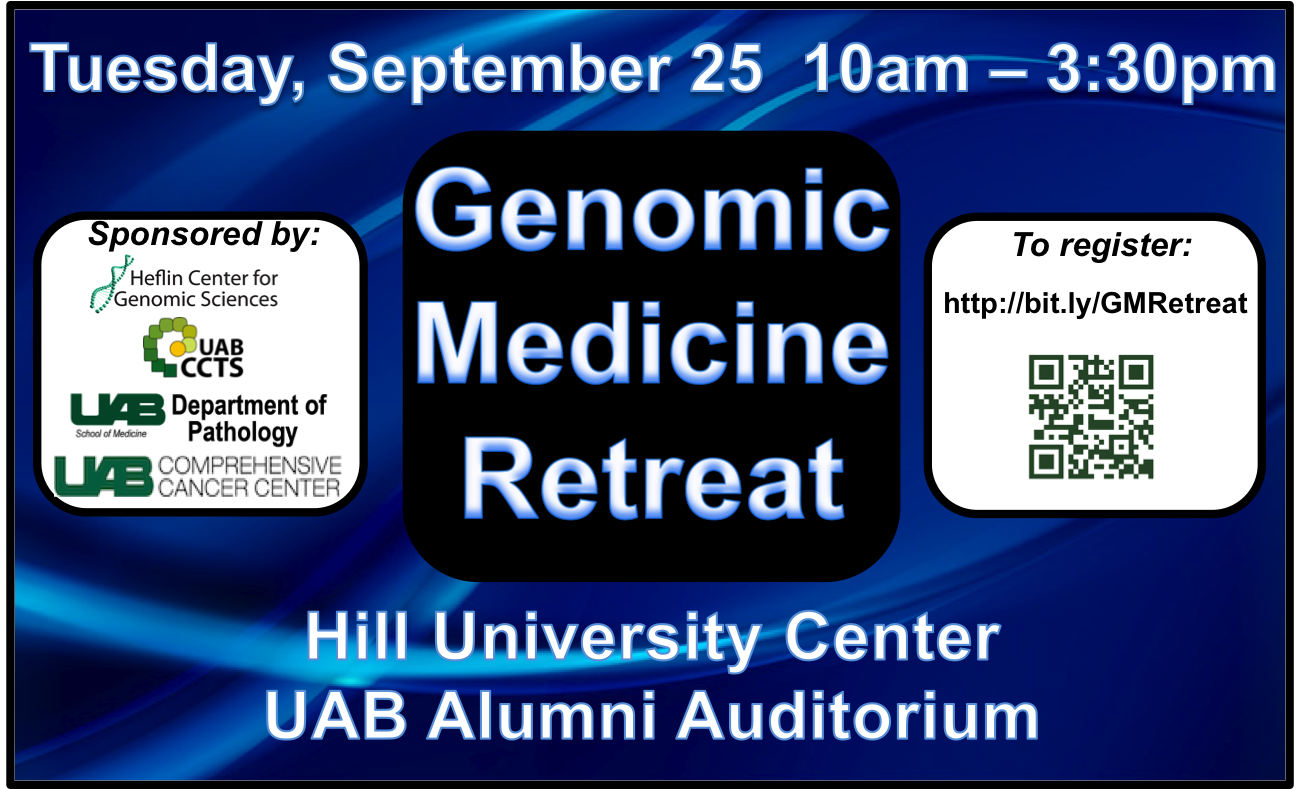 GenomicMedRetreat