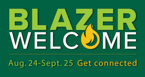 Blazer Welcome 2016