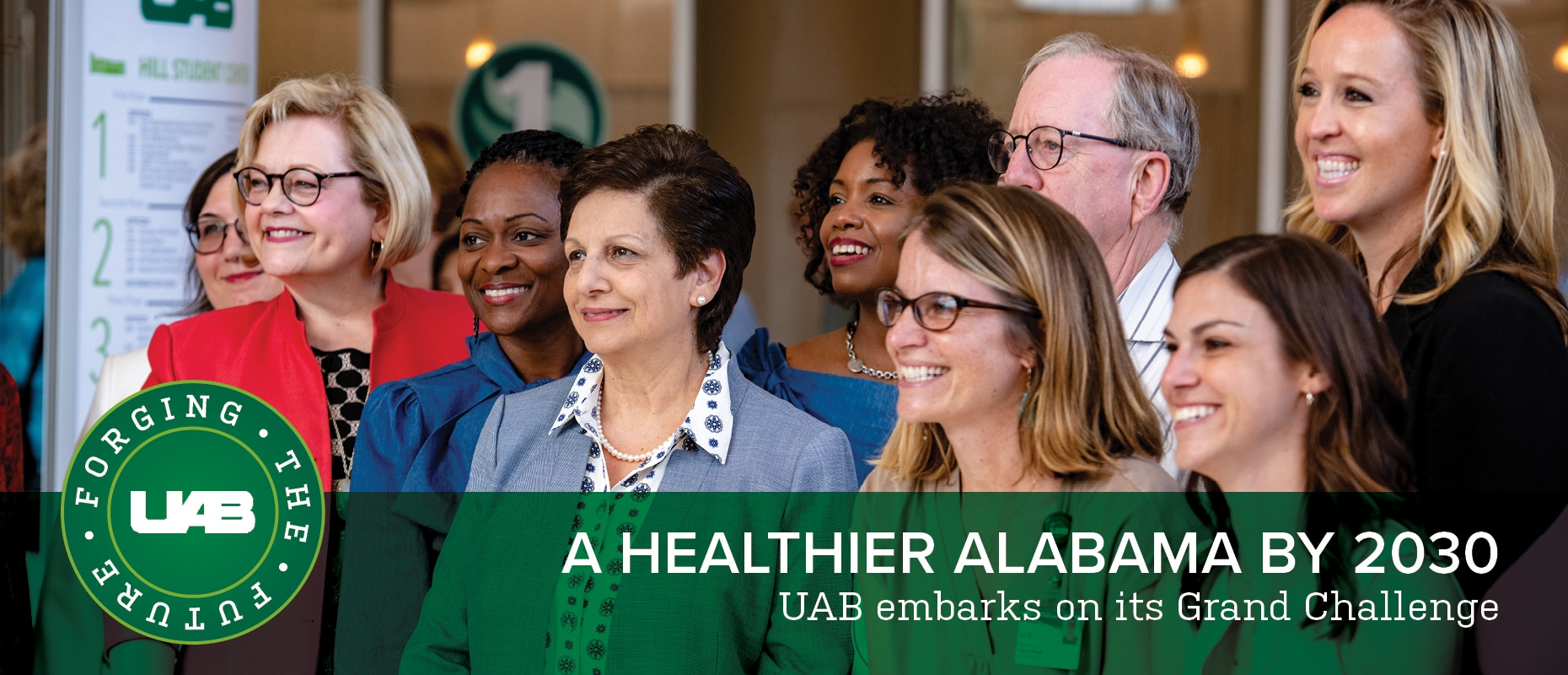 UAB Grand Challenge: A healthier Alabama by 2030