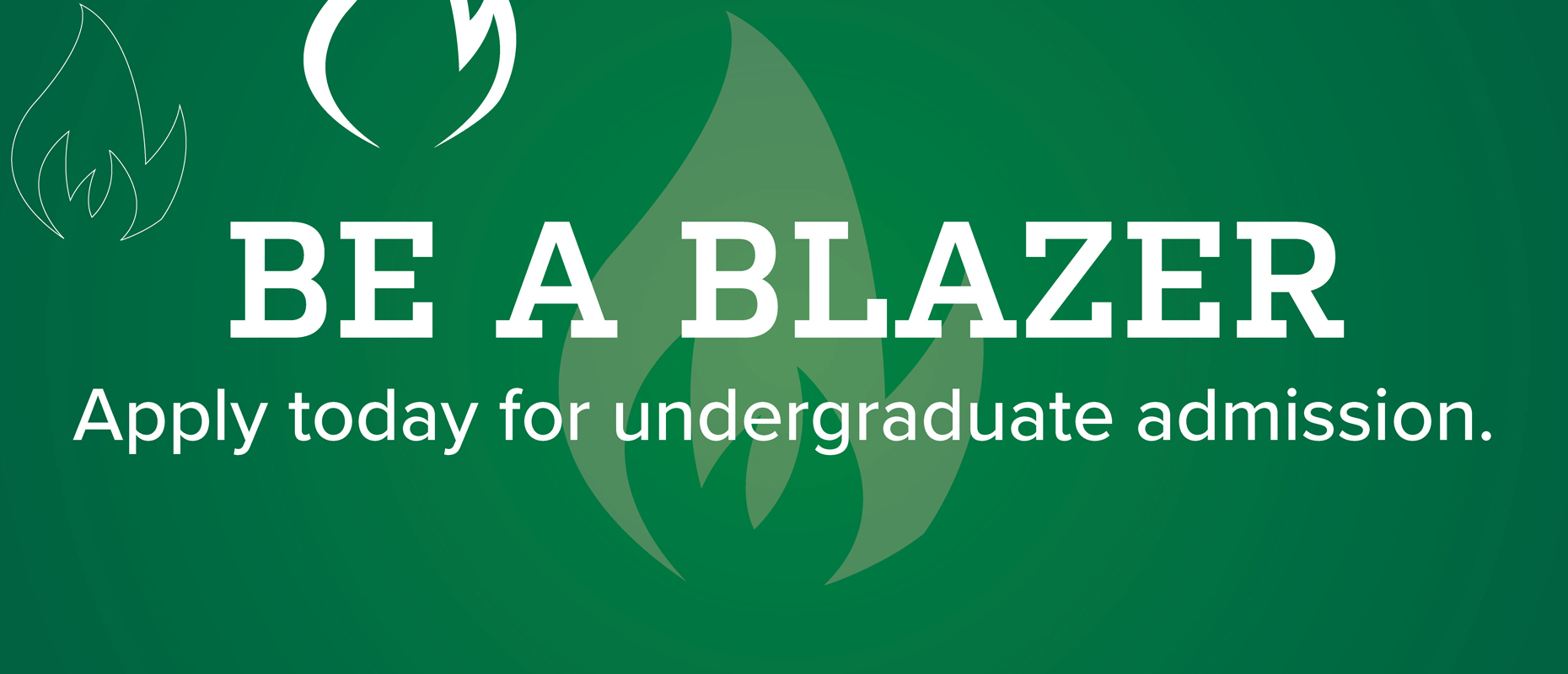 Apply today for UAB undergraduate admission