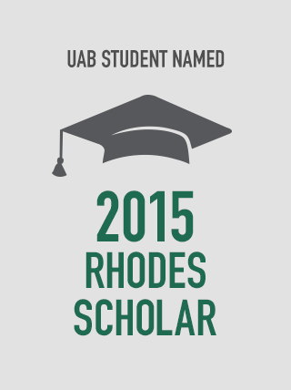 Mini-2015 Rhodes Scholar