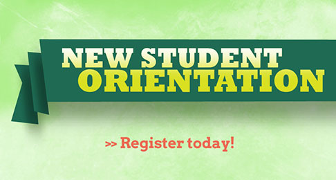 Events New Student Orientation