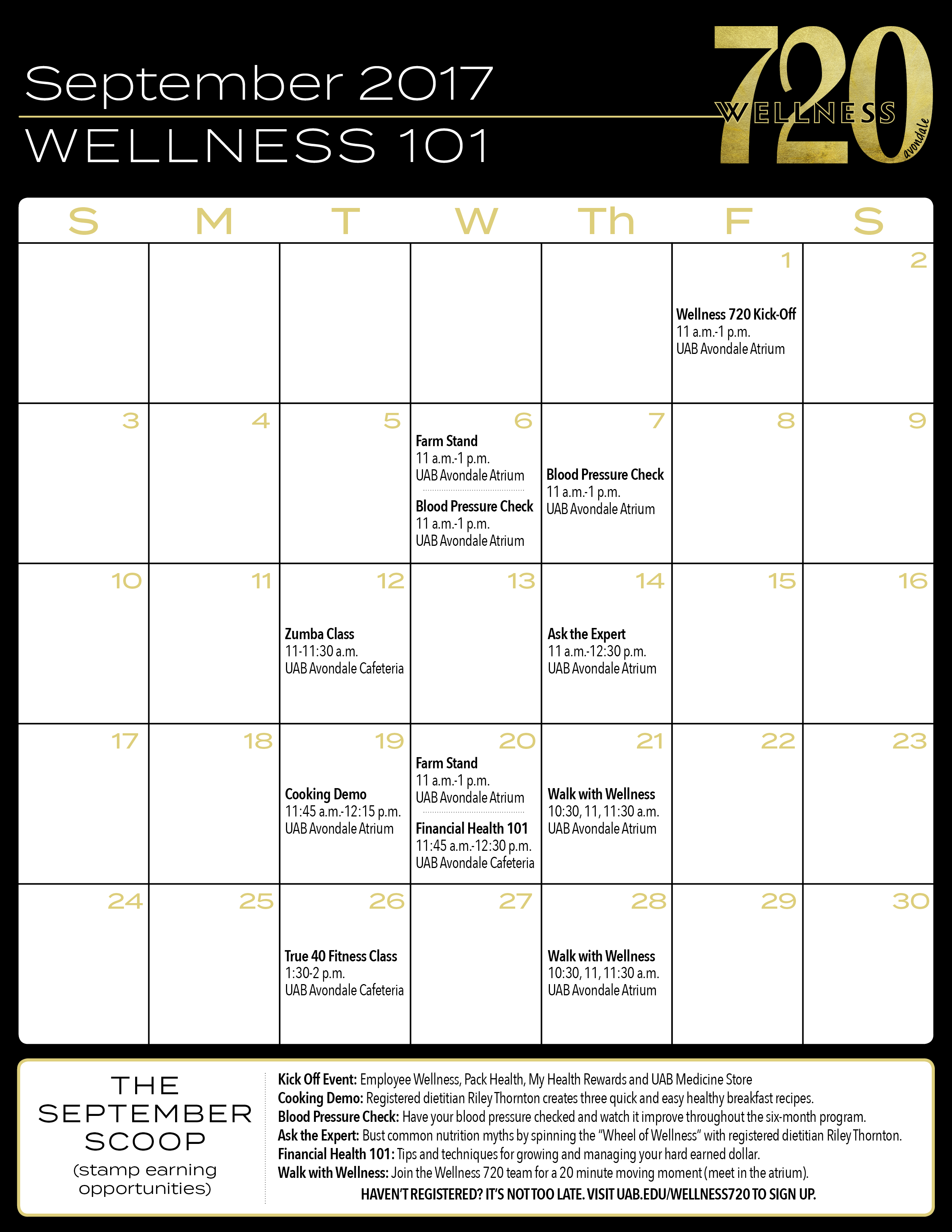 Uab Calendar 2020 Uab Calendar | 2020 Calendar