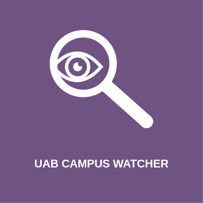 UAB Campus Watcher
