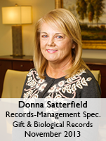 Donna Satterfield