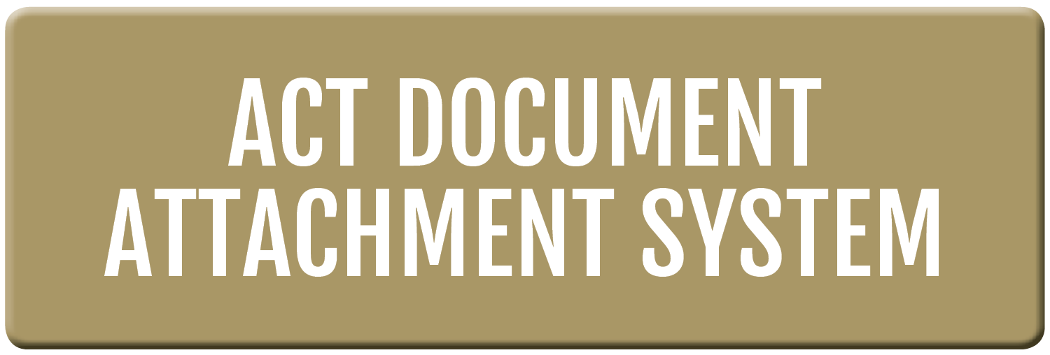 UAB Human Resources ACT Document Processing - Document processing system
