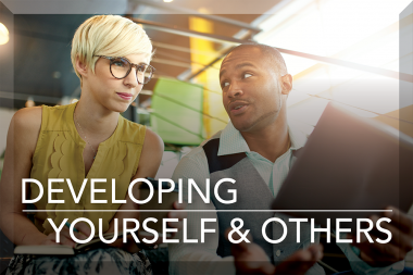 Developing Yourself & Others