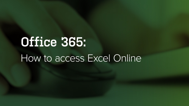 How to Access Excel