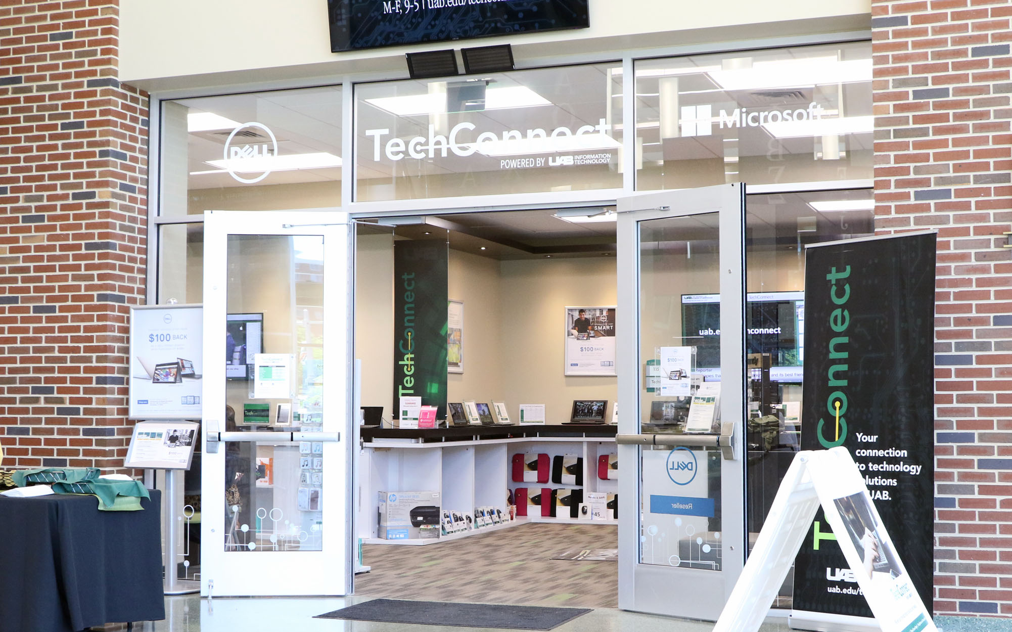 TechConnect storefront