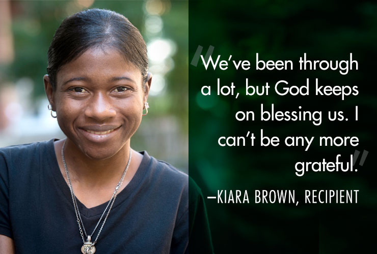 Kiara Brown Quote