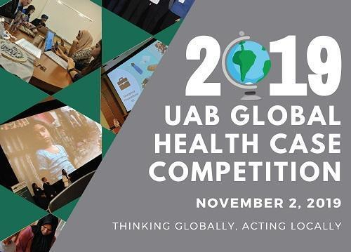November 2: Global Health Case Competition
