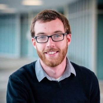 Sean McMahon, Outreach Coordinator