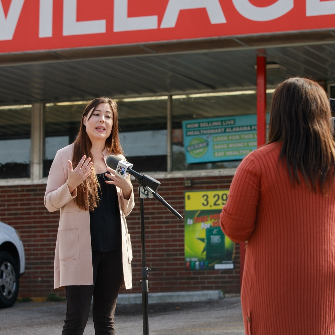 Healthy Eating Partnership with Village Market