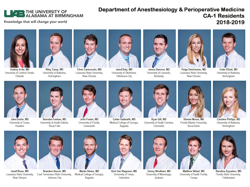 UAB - School of Medicine - Anesthesiology and Perioperative