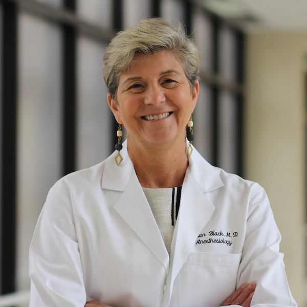 Announcing the Campaign for the Susan Black, M.D., Endowed Lectureship in Anesthesiology and Perioperative Medicine