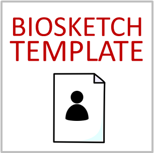 Biosketch template