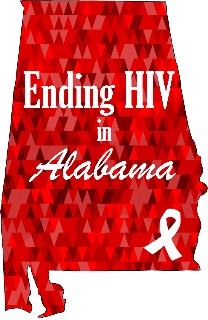 Ending HIV in Alabama Logo
