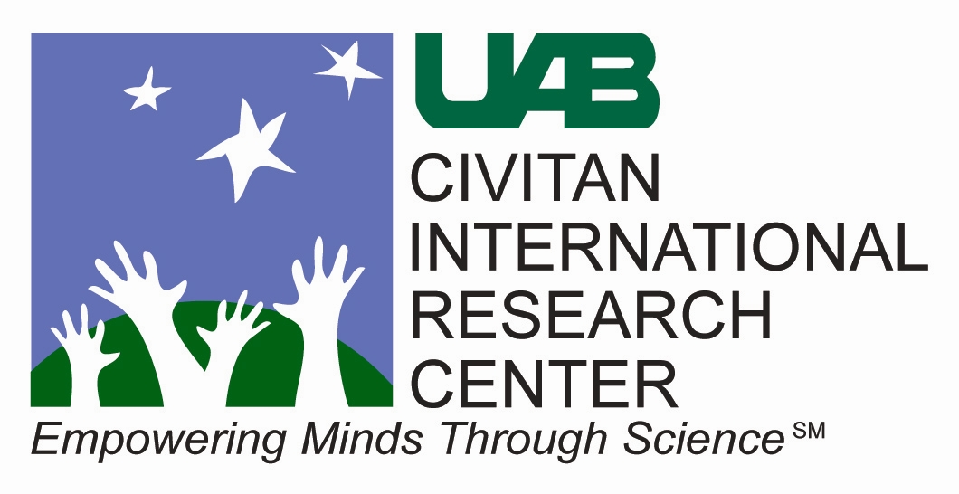 UAB CIRC logo, empowering minds through science