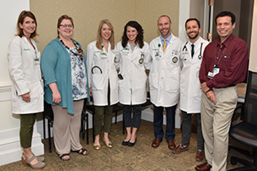 Department of Medicine Welcomes New Fellows