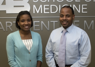 Latesha Elopre, MD, MSPH and Greg Payne, MD, PhD