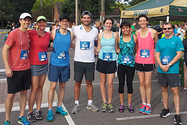 DOM Racers Give Heart and Sole for EAB