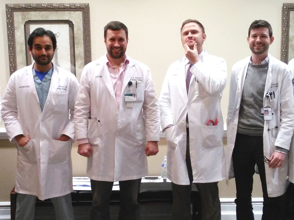 Hematology/Oncology Promotes Men's Health for Movember