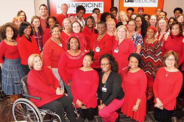 Division of Preventive Medicine Celebrates Heart Month
