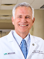 UAB Department of Medicine Chair Seth Landefeld, MD