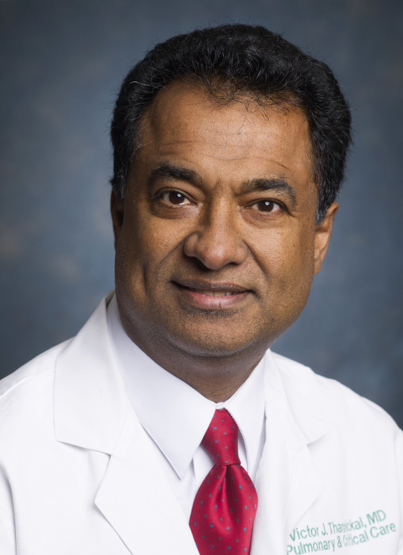 Victor J. Thannickal, MD
