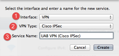 Cisco VPN