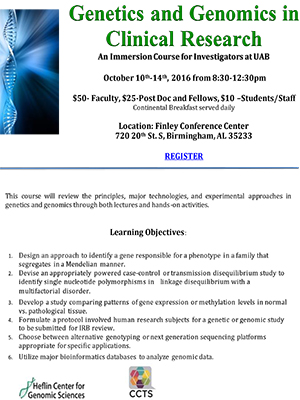 Immersion course Fall 2016 Registration 1