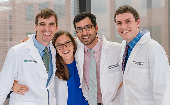 dating a medicine resident Overview philosophy  seeing patients under the direct guidance of a more senior emergency medicine resident and the attending physician.