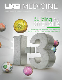UAB Med Mag S15 cover