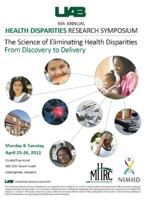 2011: The Science of Eliminating Health Disparities