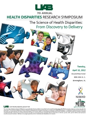 2012: The Science of Eliminating Health Disparities