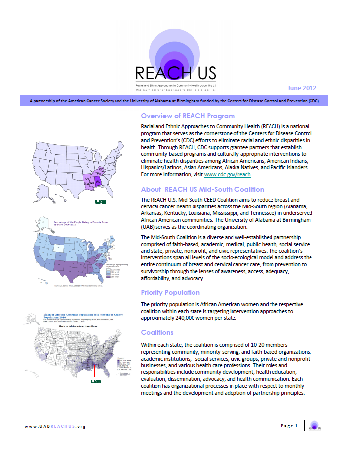 ReachUS Newsletter1