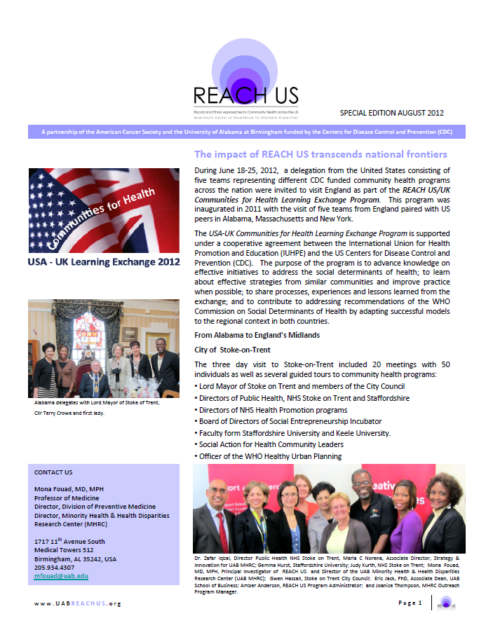 ReachUS Newsletter2