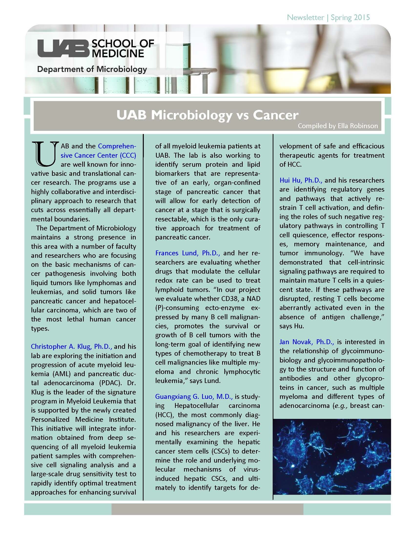 Micro Newsletter Spring 2015 Page 01